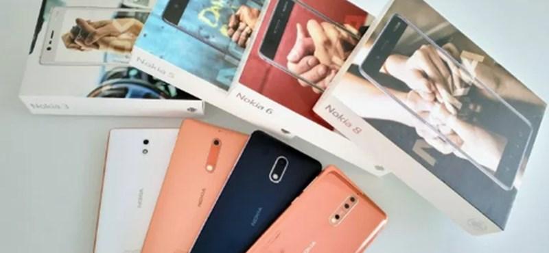 Holnap bemutatnak egy (vagy két) új Nokia-telefont?