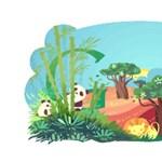 Top 50 Google Doodle 2011-ből