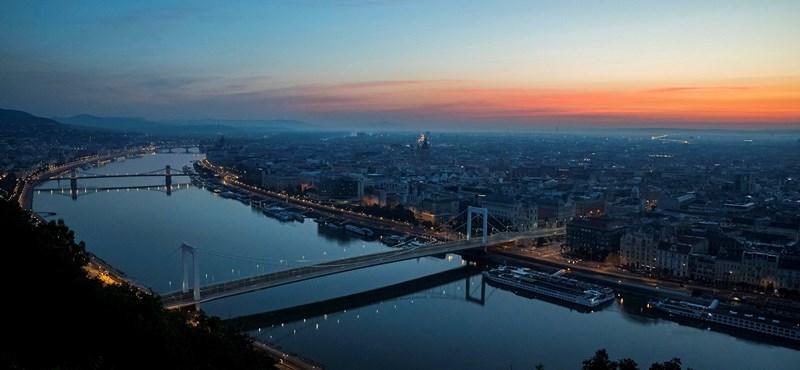 Budapest a világ legszebb városai között
