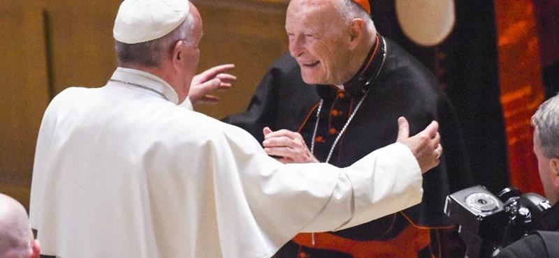 Lehetséges, hogy a Vatikán már 2000 óta tudott a volt bíboros pedofil ügyeiről