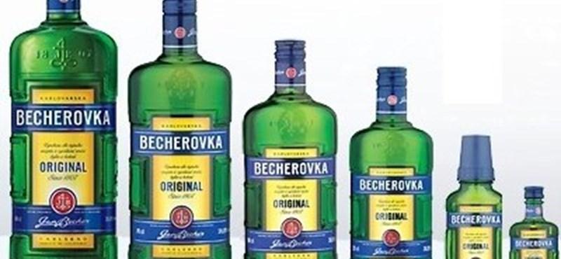 Becherovka-múzeum nyílt Csehországban