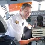 Microsoft tableteket tesz a pilótafülkékbe a Lufthansa