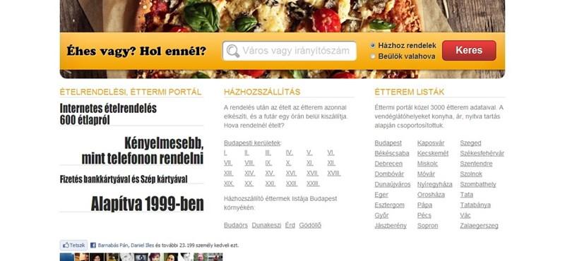 Saját futárokkal szállít ki ételeket a NetPincér