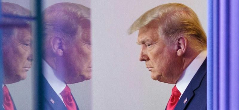 Beintettek a georgiai republikánusok Trumpnak