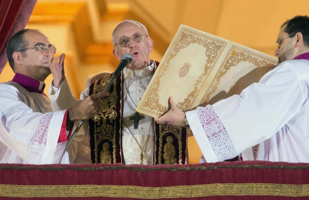 Megválasztották az új pápát - Nagyítás-fotógaléria