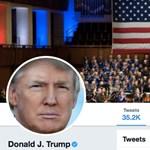 """Januárban elveszi Donald Trump különleges """"mentelmi jogát"""" a Twitter"""