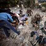 Vöröskereszt: házak százai dőltek romba Hegyi-Karabahban
