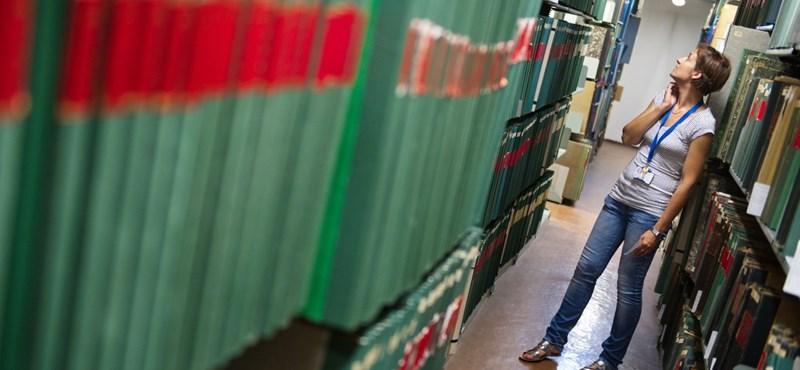 Utolsó heteit töltheti a Várban az Országos Széchényi Könyvtár