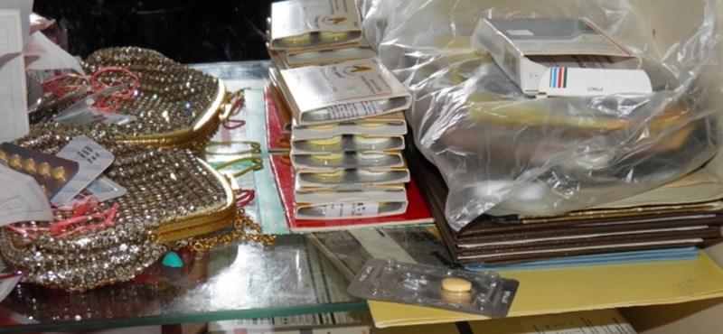 Engedély nélküli gyógyszerekkel sefteltek Zalaegerszegen