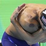 És akkor Michale Phelps versenyre kelt egy cápával - videó