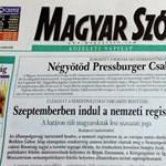 Leváltották a vajdasági Magyar Szó főszerkesztőjét