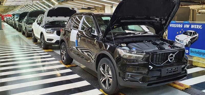 Már a koronavírus előtt jelentősen kevesebb új autót adtak el