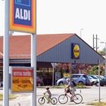 Szupermarketek amerikai árháborúja, óriási kedvezményeket ígér az Aldi és a Lidl