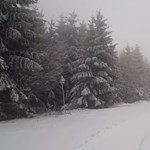 Vastagabb lett sokfelé a hóréteg, de vasárnap nem várható utánpótlás