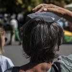 Forróság: elrendelték a hőségriasztást