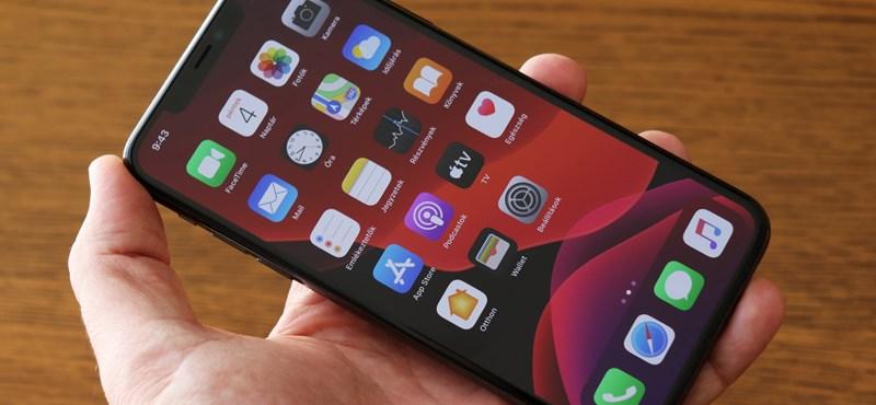 Szó szerint kiütötték az iPhone-ok az androidos mobilokat karácsonykor Amerikában