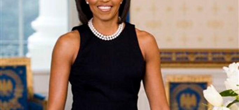 Ír ősei vannak az amerikai elnök feleségének