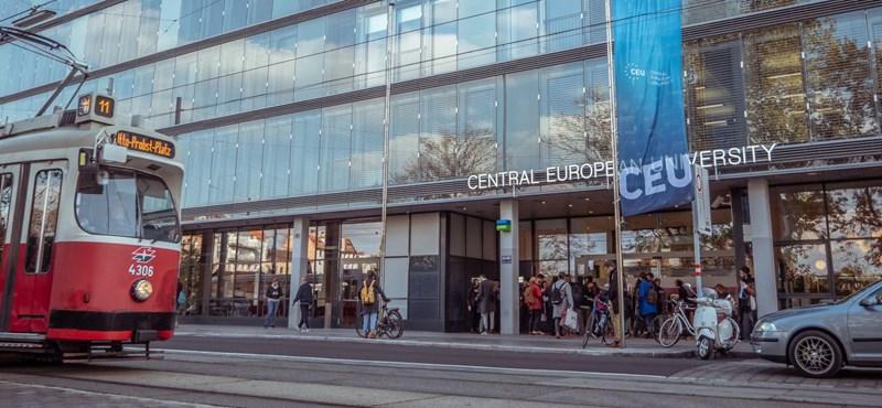 Két tárgyból is a világ legjobb 50 egyeteme közé került a CEU