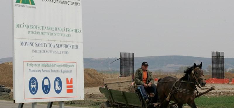 A román kormány nem adja fel az észak-erdélyi autópályát