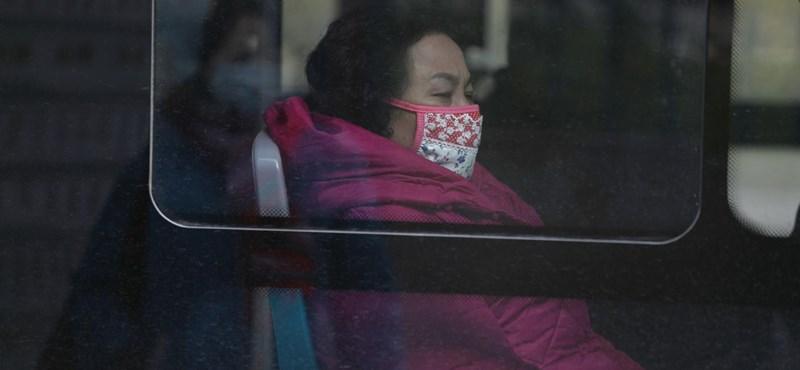 Egyre több kínai városban bukkan fel az új tüdőgyulladás-vírus