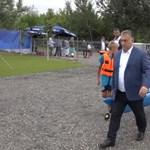 """Orbán """"vizitúra"""" központot avatott, és megmondta, mi a hazaszeretet"""