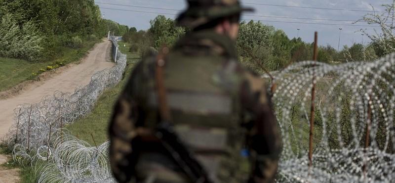 Határeset: újabb harminchárom menekültet fordítottak vissza