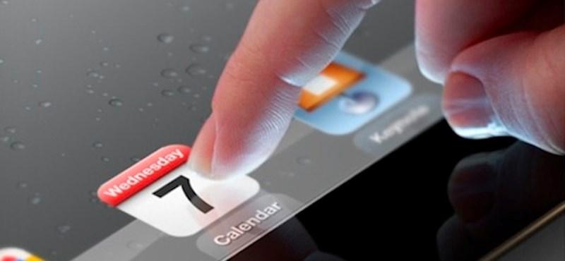Nem lesz iPad 3, lesz viszont iPad HD?