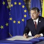 """Orbán az EU születésnapján: """"Csak magunkra számíthatunk"""""""