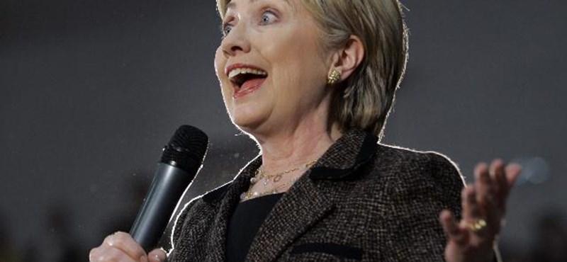 Bajnaival is találkozik Hillary Clinton