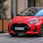 Megérdemelt győzelem: teszten a 2021-es Év Autója, a Toyota Yaris