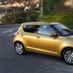 Kiszivárgott képeken a felfrissült Suzuki Swift