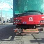 Közel egy év álldogálás után, utcán vannak az új Skoda trolik