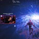 Visszatért a Fortnite, miután a játékot hosszú órákra elnyelte egy fekete lyuk