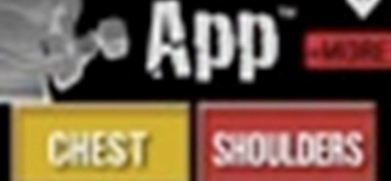 Egészségmegőrzés iPhone-on, ingyen