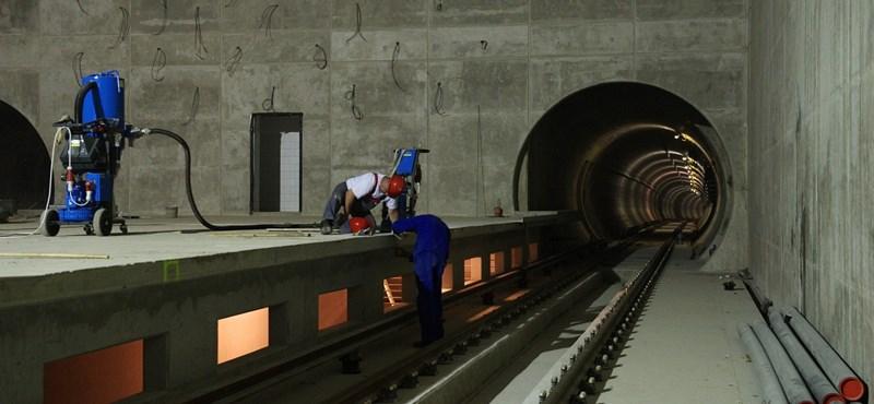 Megvan az engedély: jöhetnek a 4-es metró szerelvényei Budapestre