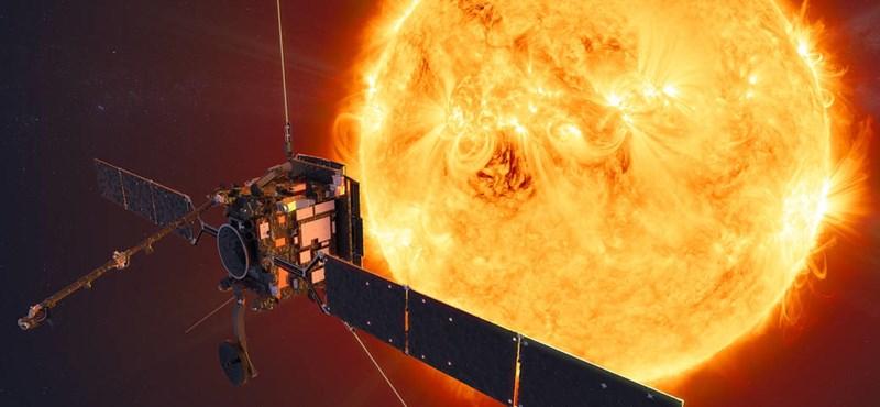 Végre közel kerül a Naphoz az űrszonda, ami segíthet felfedni a csillag titkait