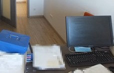 Betört egy irodába, majd egy órán át facebookozott a tolvaj az ott talált számítógépen