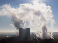 Húsz cég felelős az üvegházhatásúgáz-kibocsátás harmadáért