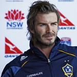 Beckham visszavonul