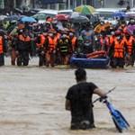 39 halálos áldozata van a Fülöp-szigeteken nemrég lecsapott tájfunnak