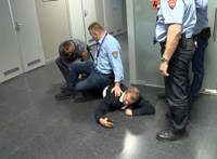 Elutasította az ügyészség az MTVA-ban megrángatott ellenzéki képviselők panaszát