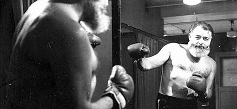 Hemingway súghatott az FBI-nak