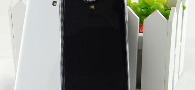 Elkészült a Galaxy S4 olcsó klónja