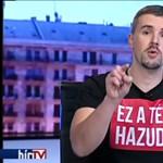 Jobbikos képviselő hackelte meg a Hír Tv műsorát