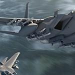 Ez az amerikai légierő új vadászgépe – teljesen digitális kabinnal