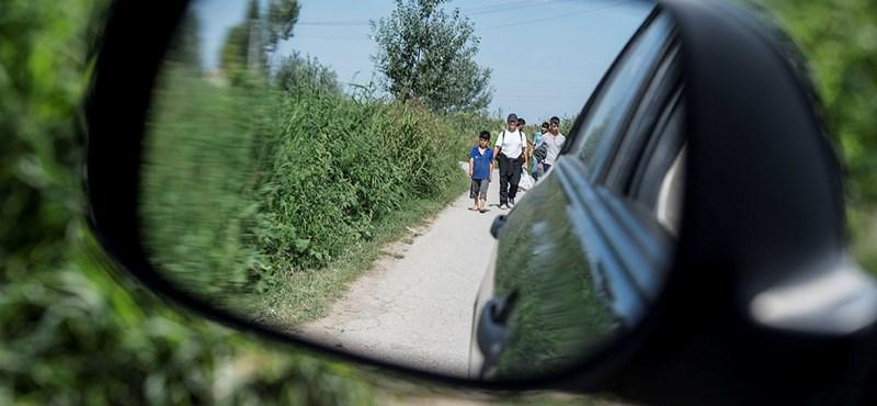 Ezreket akart visszaküldeni Ausztria, négy embert vettünk át