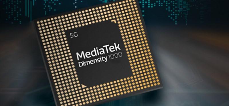 Megjött a MediaTek processzora, a 2020-as androidos csúcsmobilokba kerülhet bele