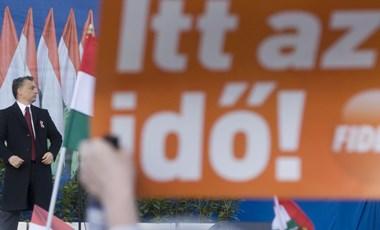 Závecz: Csak a Fidesz támogatottsága nőtt