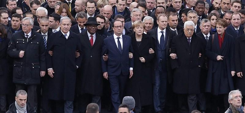 Németországban is felvonulnak a terror ellen