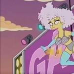 Őrület: a Simpsonsban Lady Gaga show-ját is előre megjósolták